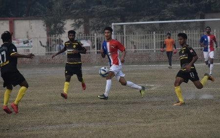 झारखंड ने रचा इतिहास, दमदम स्पोर्टिंग को 10-0 से रौंद सेमीफाइनल में