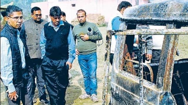 SIT investigation on Bulandshahr Violence