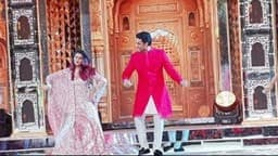 aishwarya and abhishek performance at isha sangeet