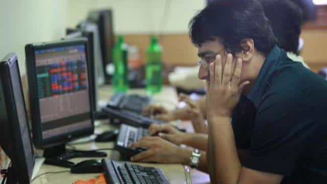 Stock market updates, stock market news, exit poll results, Sensex, Nifty, rupee