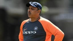 Indian Cricket Team's Head Coach Ravi Shastri (Photo: BCCI)