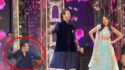 इशा अंबानी के संगीत में बैकग्राउंड डांसर बने सलमान खान, खूब Viral हो रहा है ये वीडियो