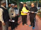 झंझारपुर रेलवे अंडरपास के लिए तीन सांसदों ने रेल महाप्रबंधक को पत्र लिखा