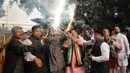 Rajasthan Election Result 2018 live update: भाजपा कार्यालय में सन्नाटा, कांग्रेस कार्यकर्ताओं में उत्साह