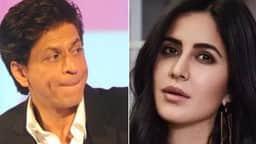 शाहरुख खान को ऑनस्क्रीन किस करने पर कैटरीना ने कही ये बात