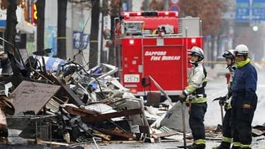 42 injured in explosion at restaurant in Japan Sapporo