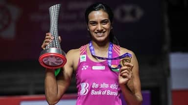 PV Sindhu scripts history beats Nozomi Okuhara to become first Indian to win world series title