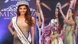 Miss Universe 2018: भारत की नेहल चुडासमा टॉप 10 से हईं बाहर, मिस फिलीपीन्स के सिर सजा ताज