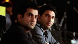 Gautam Gambhir and Yuvraj Singh (Photo Credit: India Today)