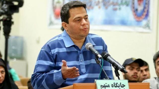 businessman hanged in iran