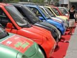 इलेक्ट्रिक कार(एएफपी फोटो)