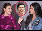 Anushka Sharma, Deepika Padukone, Katrina Kaif, Ranveer Singh, Anushka Follow Deepika, Katrina   Fal