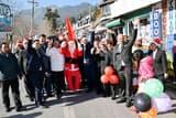 क्रिसमस पर कुमाऊंनी व क्रिश्चियन संस्कृति से सौहार्द का संदेश