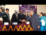 National and Foreign Leaders of verious university reached in International Seminars at Navegachia G