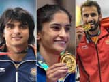 indian players at asian games 2018 (Symbolic image)