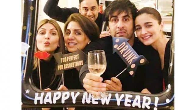 Alia Bhatt, Ranbir Kapoor, Ranbir Alia New York, New York, Alia Ranbir Family,   Rishi Kapoor,