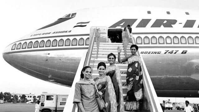 एयर इंडिया, सम्राट अशोक प्लेन
