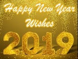 Happy New Year 2019 Wishes Images Quotes Status Wallpapers Greetings Card SMS Messages, Photos and s