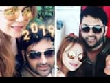 Kapil Sharma, Ginni Chatrath, Happy New Year 2019, Kapil Ginni Romantic Selfie