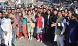 भाजपा का मध्य प्रदेश सरकार के विरूद्ध प्रदर्शन