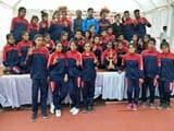 राष्ट्र स्तर की चोई क्वांगडो में चम्पावत जिले ने तीन पदक झटके