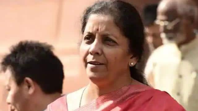 रक्षा मंत्री निर्मला सीतारमण (सोनू मेहता/हिन्दुस्तान)