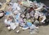 एनजीटी ने माना बीआरडी में जमींदोज हो रहा संक्रमित कचरा