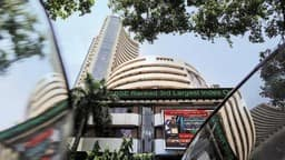 The BSE Sensex and NSE's Nifty 50 closed higher on Wednesday. Photo: Reuters