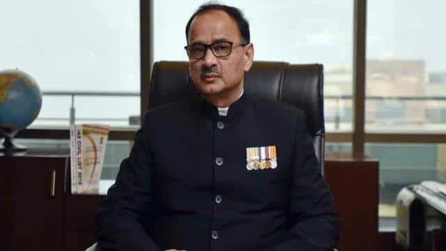 Alok Verma shunted again after selection committee meet (HT File Photo)
