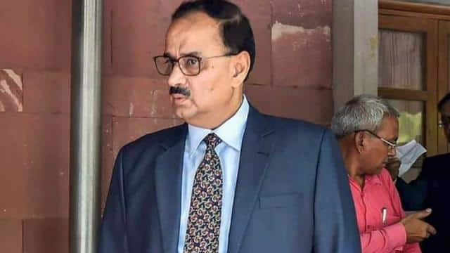Former Central Bureau of Investigation chief Alok Verma on July 30, 2018(PTI Photo)