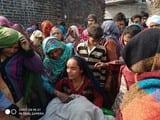 तीन बहनों का इकलौता भाई खनन के गड्ढे में समाया