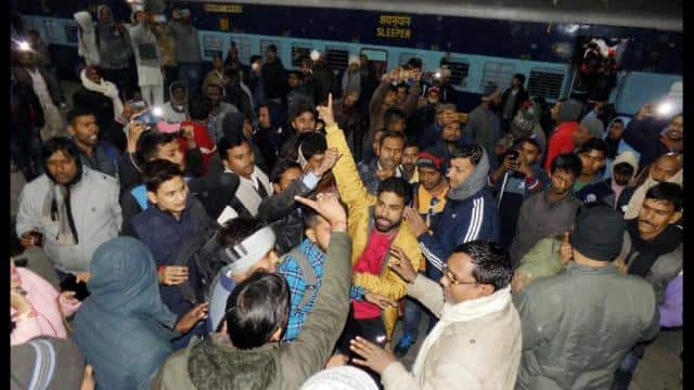 Jamalpur: SIT will investigate of New Delhi to Bhagalpur Weekly Express train robbery and and catche
