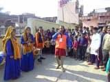 टनकपुर के वार्डों में स्वच्छता को लेकर नुक्कड़ नाटकों का आयोजन