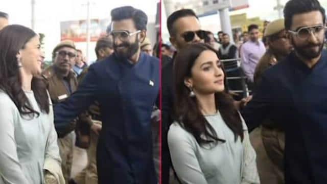 Alia Bhatt, Ranbir Kapoor, Ranveer Singh, Ranbir Alia fight,
