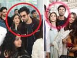 Alia Bhatt, Ranbir Kapoor, Ranveer Singh, Ranbir Alia fight, Ranbir Alia Viral   Video,