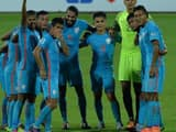 Indian football team (AFP/Getty Images)
