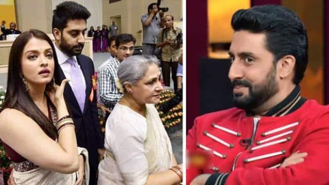 Abhishek Bachchan, Aishwarya Bachchan, Koffee With Karan,