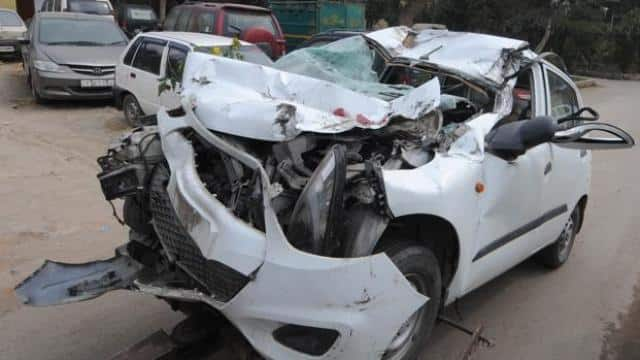 ESC system will control during road accident (File Pic)