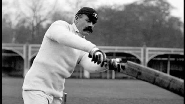Former Australian Cricketer Joe Darling