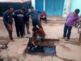 चकाई बाजार में पानी की किल्लत