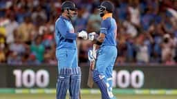 Adelaide ODI: Ton-up Kohli Dhoni power India to series-levelling win