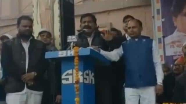 Vijay Yadav, BSP leader
