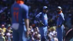 Virat Kohli, MS Dhoni(AP)