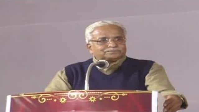 RSS Bhaiyyaji Joshi,