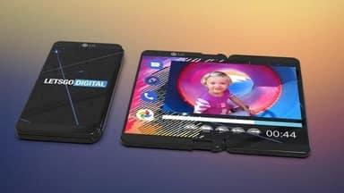 MWC 2019: LG ला रहा है अलग होने वाले Foldable Phone