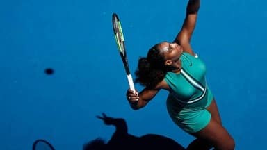 Australian Open: Serena Williams beat Dayana Yastremska