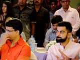 Sourav Ganguly and Virat Kohli (File Photo)