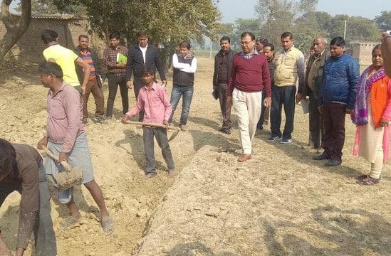 बिलसंडा में गोशाला के लिए 80 बीघा जमीन अधिगृहित