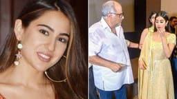 सारा अली खान की वजह से परेशान हुए बोनी कपूर, हो रही है बेटी जाह्नवी की चिंता
