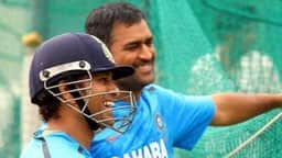 Sachin Tendulkar MS Dhoni (HT Photo)